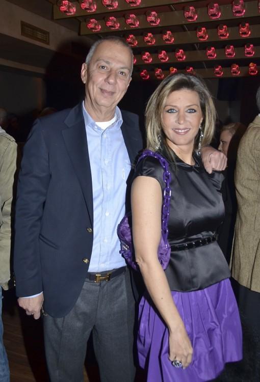 Άκης και Μαρία Βατοπούλου