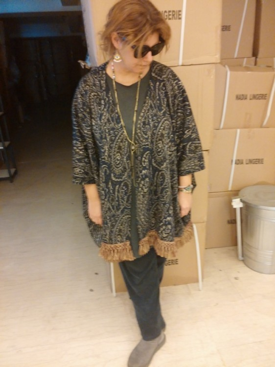 Arcturus Blue Kimono! Από πότε έλεγα πως θα το πάρω? Ε, ήρθε η ώρα!