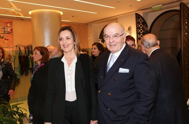 Λάμπης και Τόνια Νικολάου