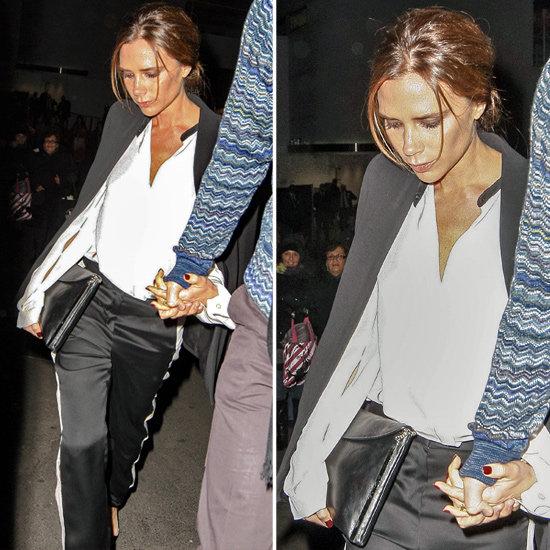 H Victoria Beckham το έχει φορέσει άπειρες φορές...