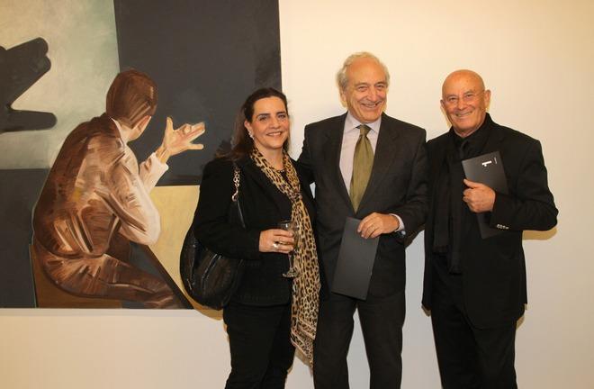 Τέτη Μιχαλαριά, Μάνος Μαυρίδης, Σταύρος Μιχαλαριάς