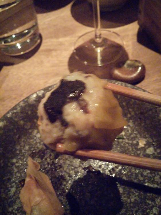 Truffle Dumplings!