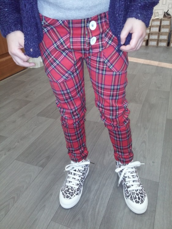 Punk Pants!