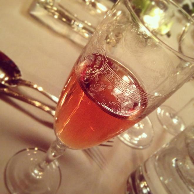 vinsanto glass