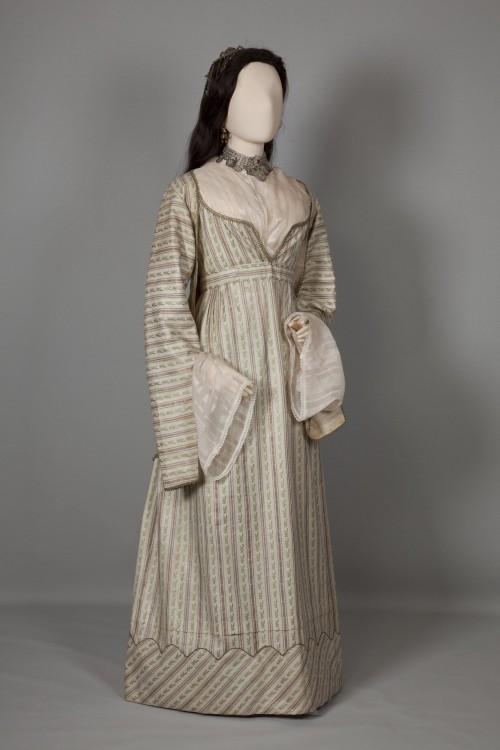 Nυφικό φόρεμα της Ασπασίας Κινγκ  Αθήνα, Αττική, 1830...