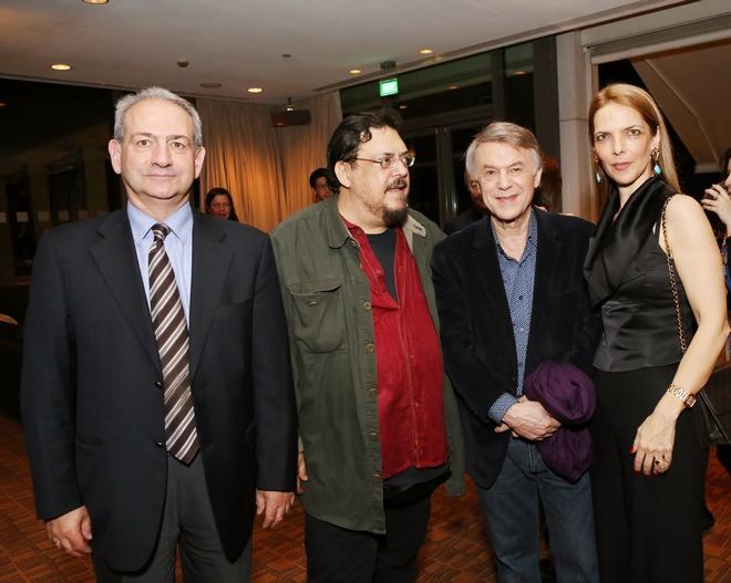 Δημήτρης Παπαγιάννης, Λαυρέντης Μαχαιρίτσας, Salvatore Adamo, Ασπασία Λεβέντη