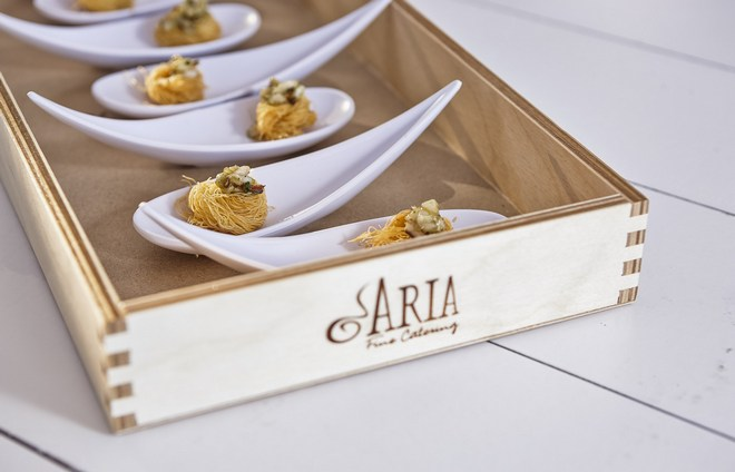 Coverage of Aria Geuseis promotional event in Island Art and Taste
