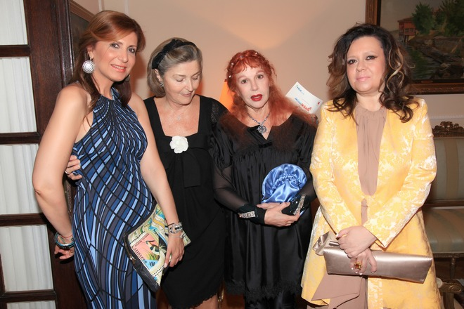 Ελένη Παπαδημητρίου, Ελένη Βάττη, Ντέπη Χανδρή, Μαργαρίτα Σφέτσα