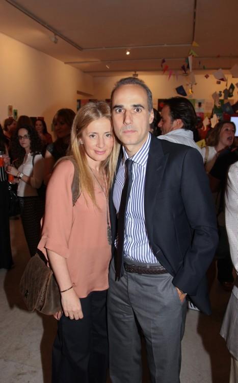 Γιάννης και Μαλβίνα Σαραντίτη