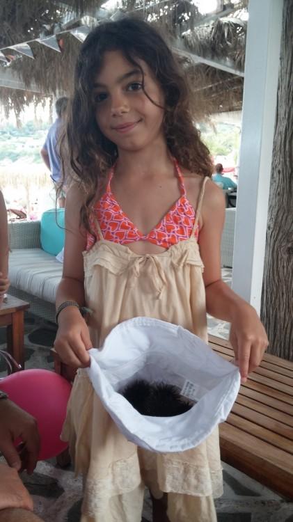 Girls Cotton Embroidered Strappy Sun Dress, Bikini Stella Cove