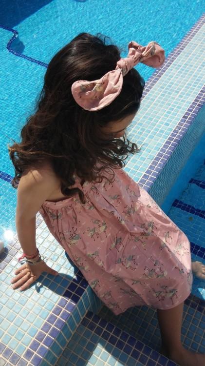 Dress Flamingo