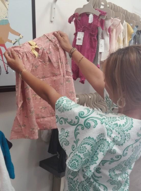 ...Με ασορτί Dress Flamingo!