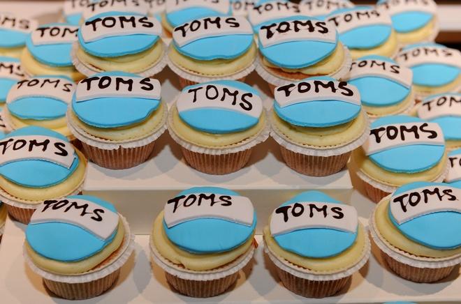 TOM'S ENSAYAR party