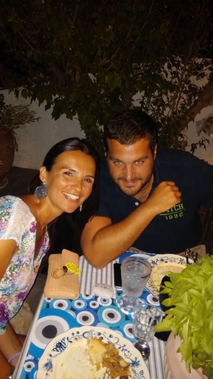 Νικόλας και Ελένη Παπαπολίτη