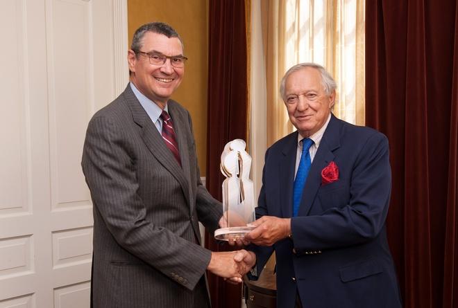 Dr. David G. Horner, George D. Behrakis