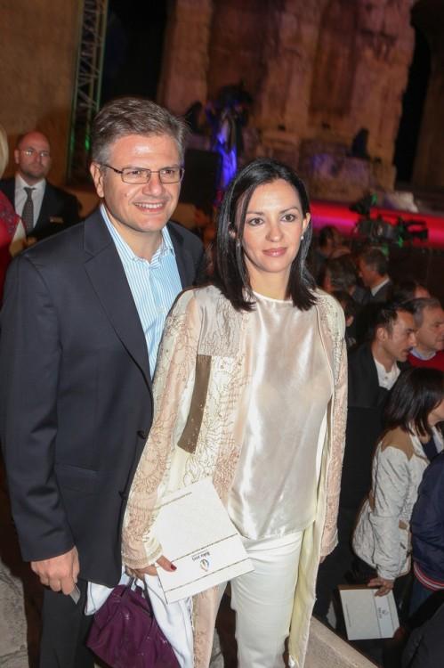 Δημήτρης και Ανθούλα Ζαφειριάδη