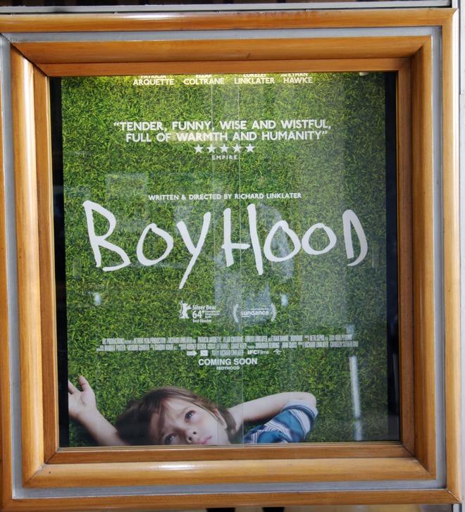 """""""Boyhood"""" / ÐÑÅÌÉÅÑÁ ÔÁÉÍÉÁÓ ÁÐÏ ÔÇ UIP - ÊÉÍÇÌÁÔÏÃÑÁÖÏÓ ÄÁÍÁÏÓ"""