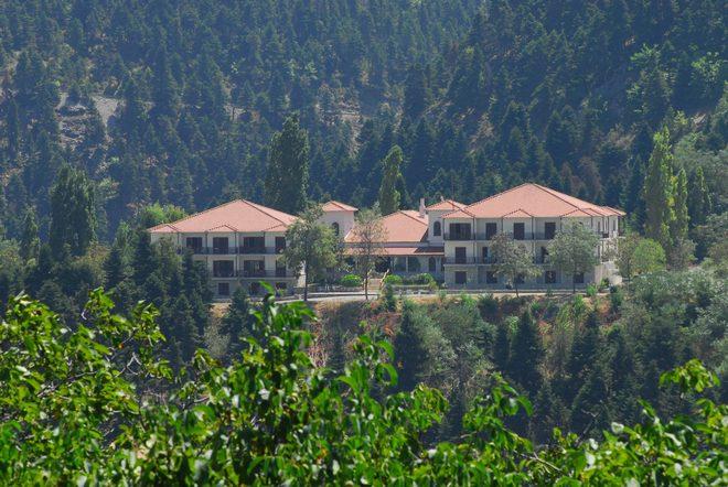 Το ξενοδοχείο...