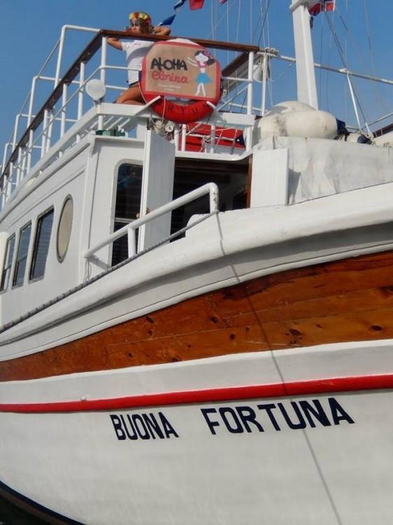 """Το καϊκι """"Aloha Elmina"""" μας περιμένει στο λιμάνι...Let's Lualu!"""