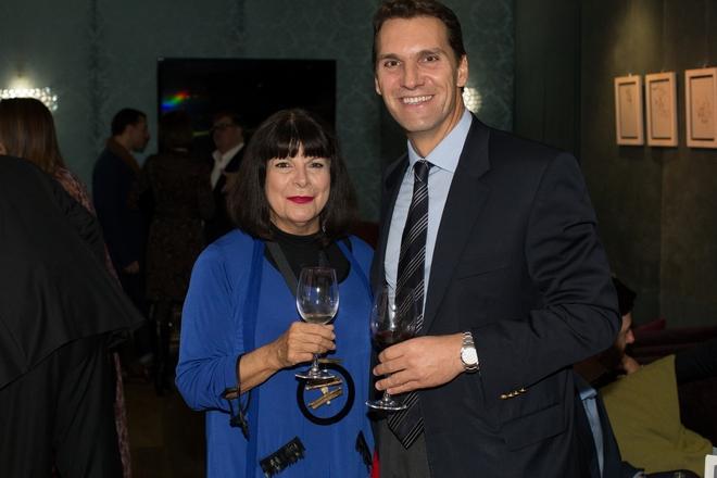 Elena Mattheopoulou, Makis Pepas