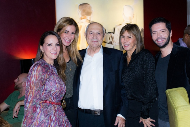 Elena Syraka, Maria Ioannou, Dakis & Lieta Ioannou, Chrysanthos Panas