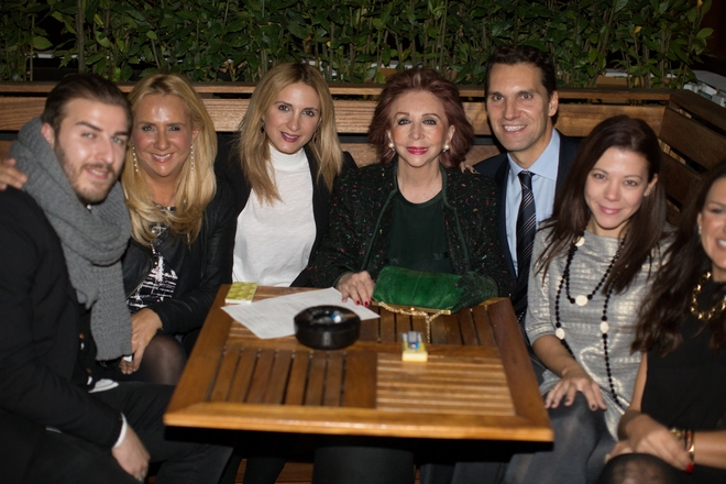 Gabriel Eliopoulos, Μαρία Χατζηπατέρα, Αλεξια Σουφέρη, Χρυσάνθη Λαιμού, Μάκης Πέπας, Σοφία Κωνσταντοπούλου