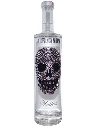 Five times distilled, Iordanov vodka is an adult's answer to the perfect Halloween party