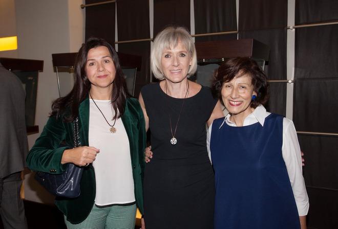 Χριστίνα Κατσουρίδη, Μαριάννα Λεκλέρ-Παπαλέξη, Μαριάννα Μοσχού