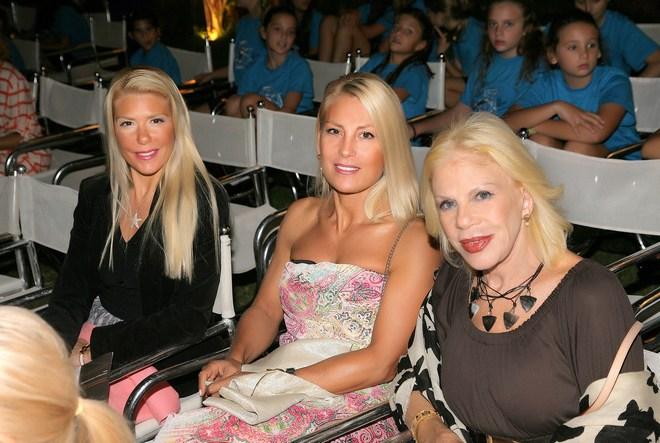 Λούση Σοφρώνις, Νατάσα Χαραλαμπίδη, Μαριγώ Πατίτσα-Λαιμού