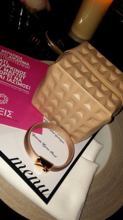 Το δώρο της Estee Lauder για τους καλεσμένους του Φιλανθρωπικού Δείπνου