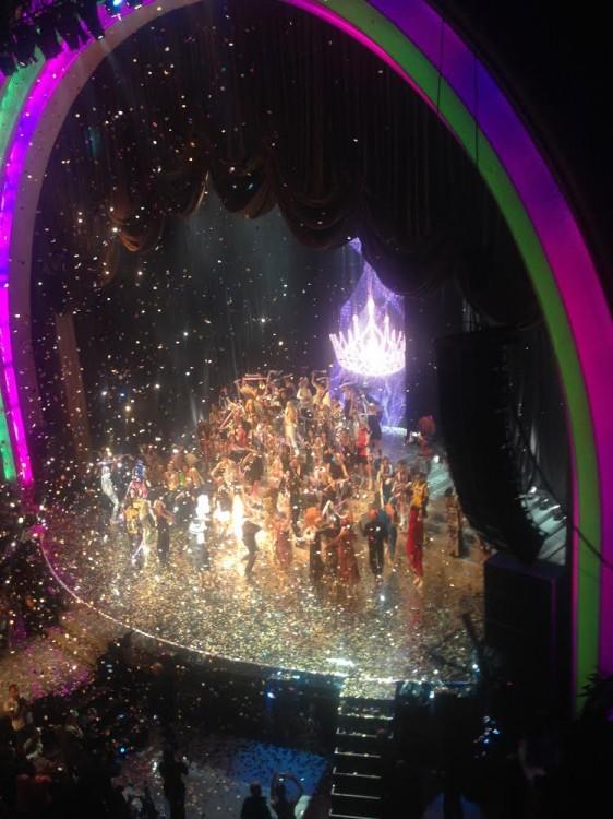 "Tο show του Jean Paul Gaultier ""φουλ  στους celebrities  και στην χρυσόσκονη!"