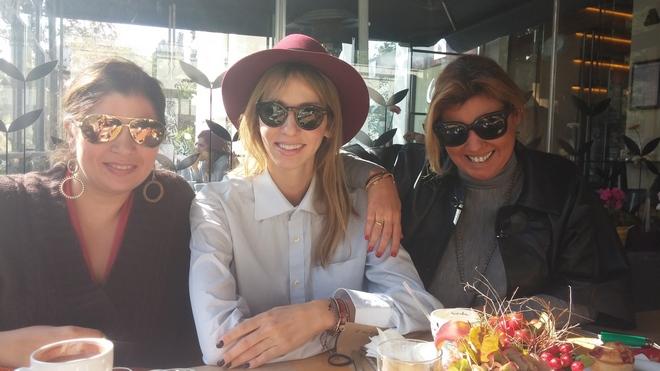 Με την Σαμάνθα -aka Majenco- και την Αλεξάνδρα Δράκου -aka Muse Rebelle
