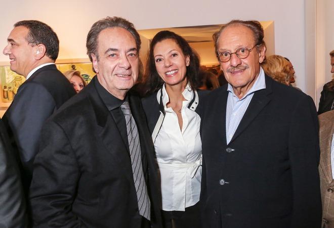 Γιώργος Μεσσάλας, Βάνα και Γιάννης Δελούδης