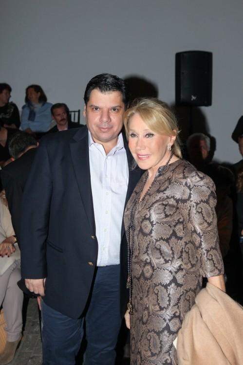 Δημήτρης Λυμπερόπουλος, Μαϋρα Βαγιωνή-Στασινοπούλου