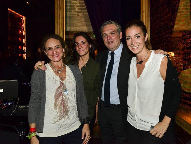 Ρεββέκα Καμχή, Δέσποινα Δαμάσκου, Χρήστος Ζαμπούνης, Άννα Χατζηνάσιου