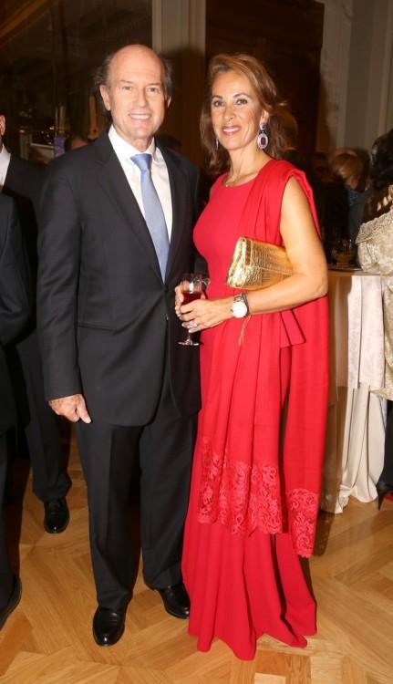 Ανδρέας και Μιλένα Τσαβλίρη