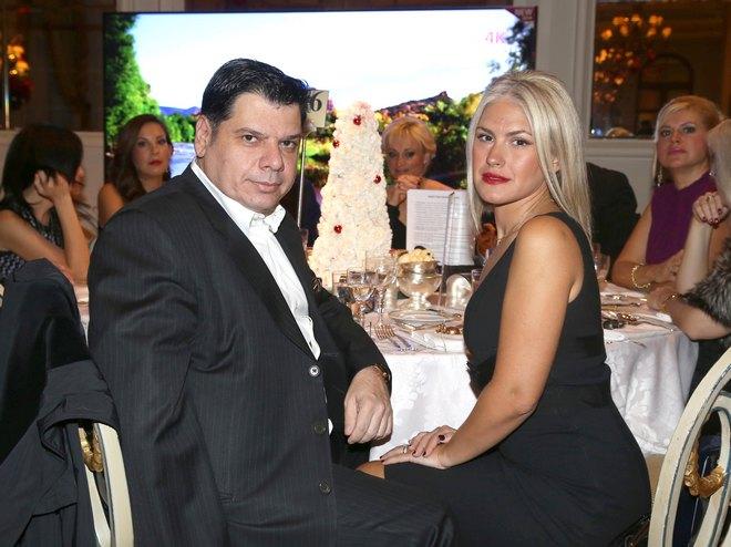 Δημήτρης Λυμπερόπουλος, Λενδιάνα Αλατίνη