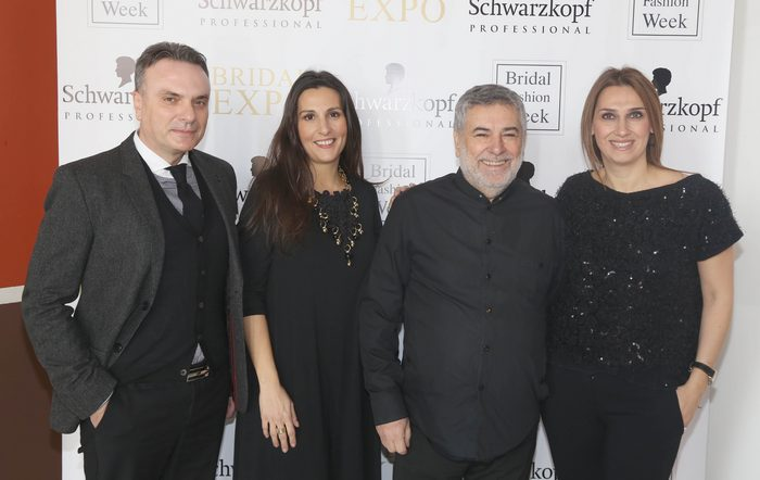 Σωτήρης Κομματάς, Μάγδα Λέκκα, Μάκης Τσέλιος, Εφη Κωνσταντοπούλου