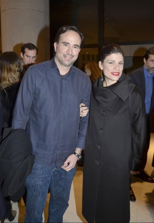 Γιώργος Λυκιαρδόπουλος, Κατερίνα Λάγγη