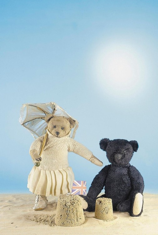 Ποιος είναι ο Teddy Bear?