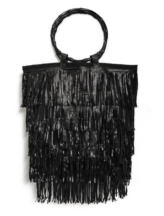 Η τσάντα που δημιούργησε ο Τάκης Ζαχαράτος