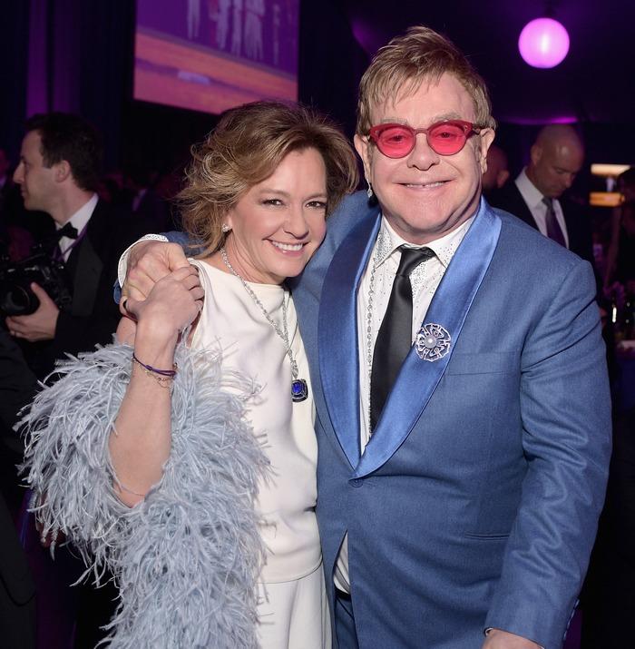 Caroline Scheufele, Sir Elton John
