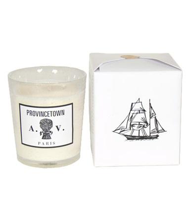 Aρωματικό κερί σε γυάλινο δοχείο, Provincetown