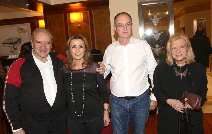 Γιάννης Μετζικώφ, Ιωάννα & Billy Στραγάλης, Λίλα Εμπειρίκου