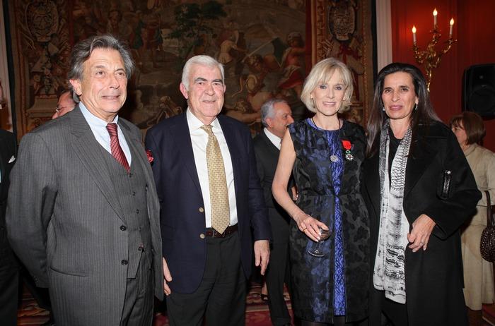 Τάσος Κριεκούκης, Νίκος Παπαλέξης, Marianne Le Clère – Papalexis, Ευγενία Δασκαλοπούλου