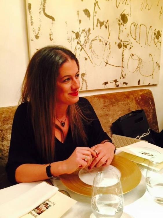 H Σαλώμη Σταυρίδου-Φλουτάκου, η οικογένεια της οποίας εμπνέεται και δημιουργεί τα παγκοσμίως βραβευμένα παγωτά Kayak