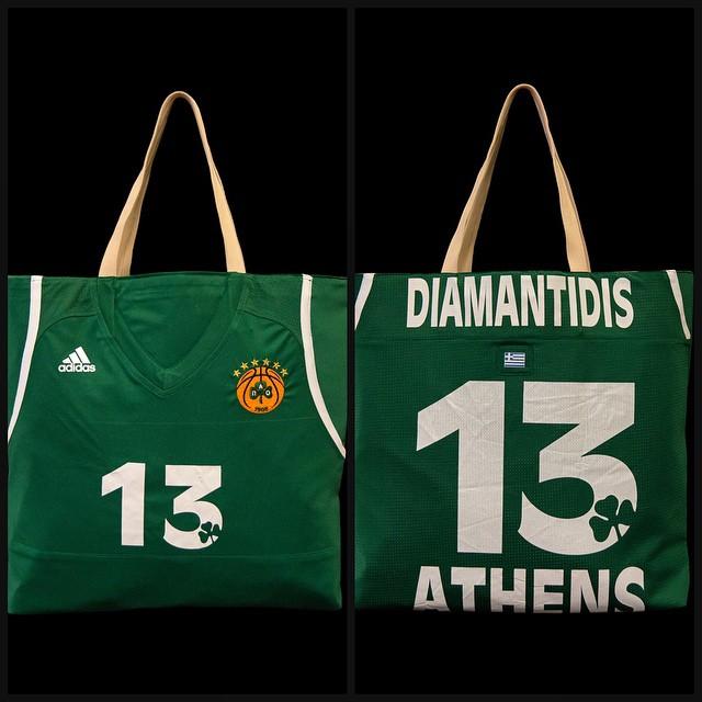 Basketball player Dimitris Diamantidis!