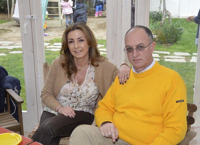 Μπιλ & Ιωάννα Στραγάλη