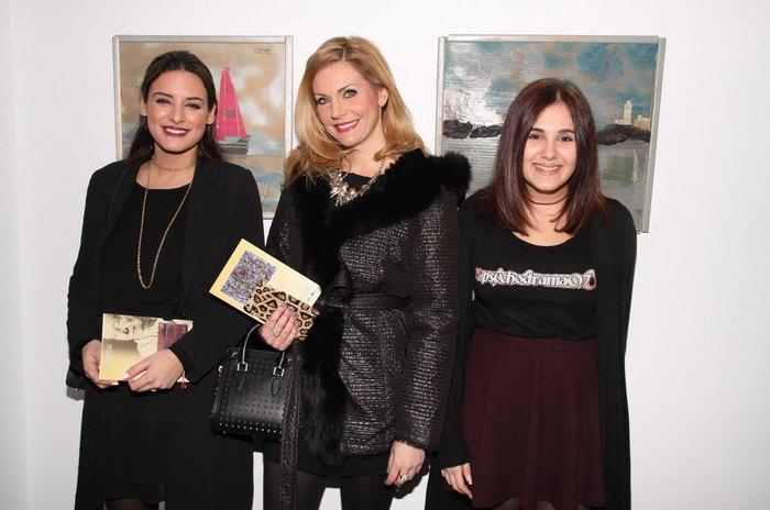 Ιωάννα Πολίτη, Έμη Λιβανίου, Ελεάνα Πλέσσα