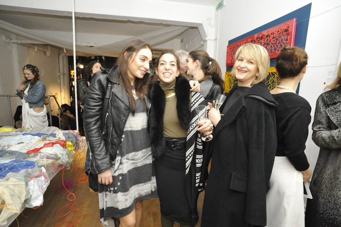 Lia Burkeman, Stephania Psarros, Yiota Epenetos
